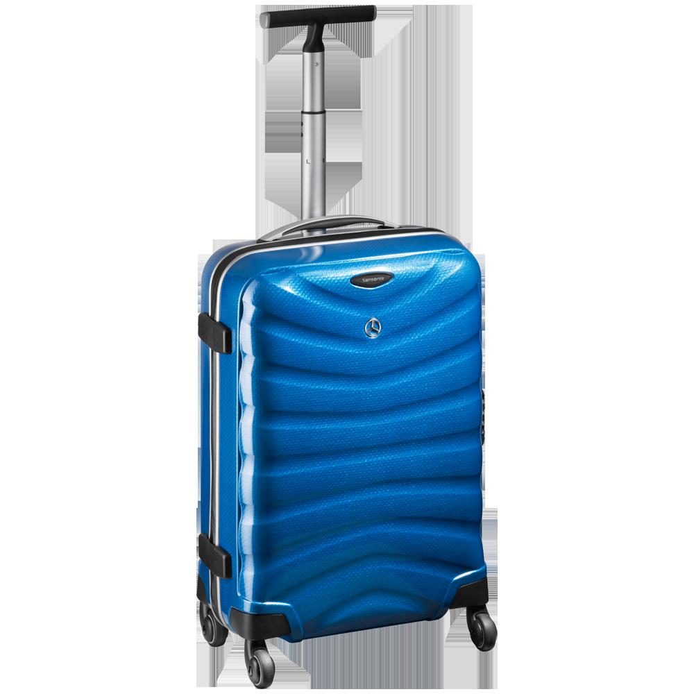 Blue Luggage