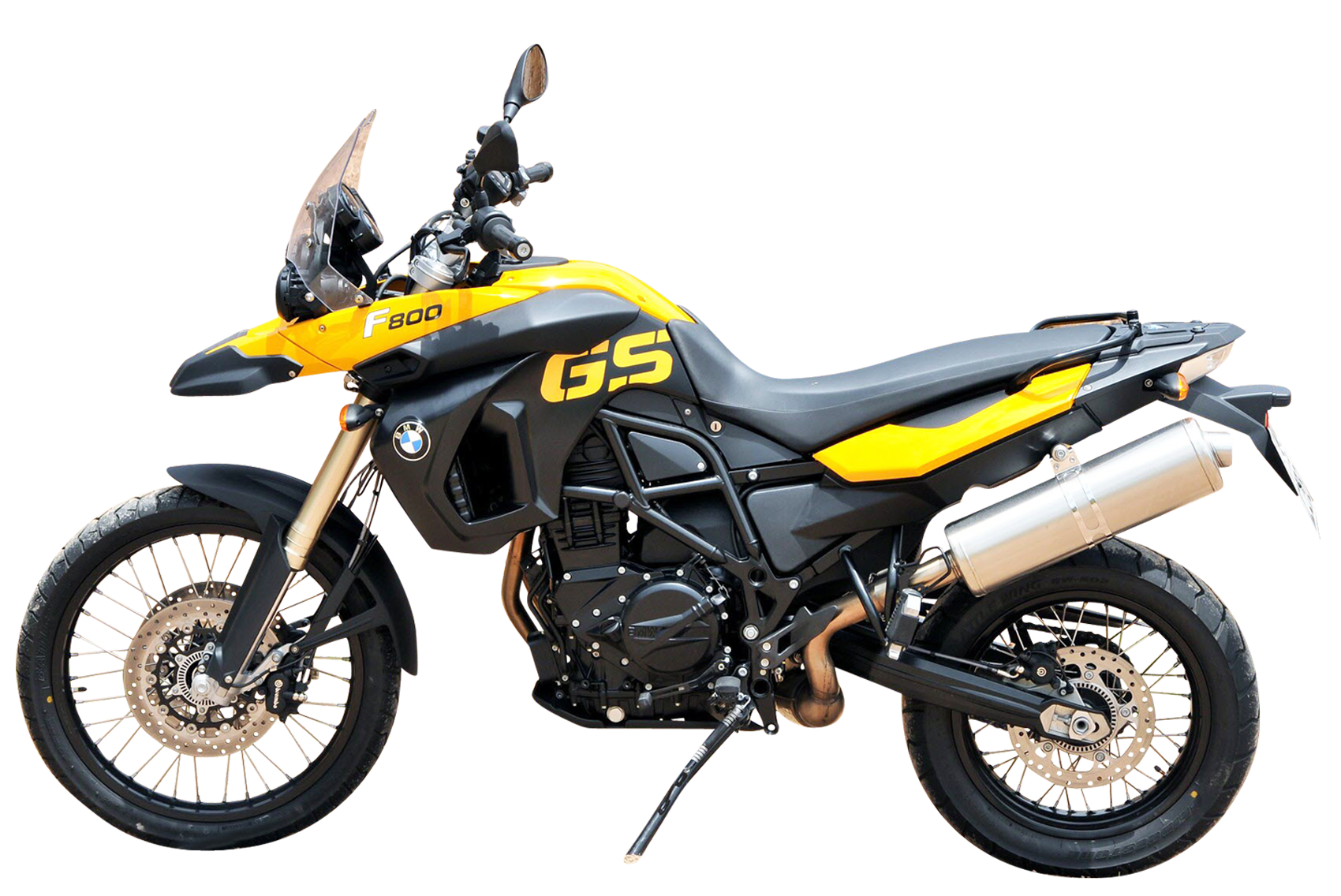 BMW F800GS PNG Image