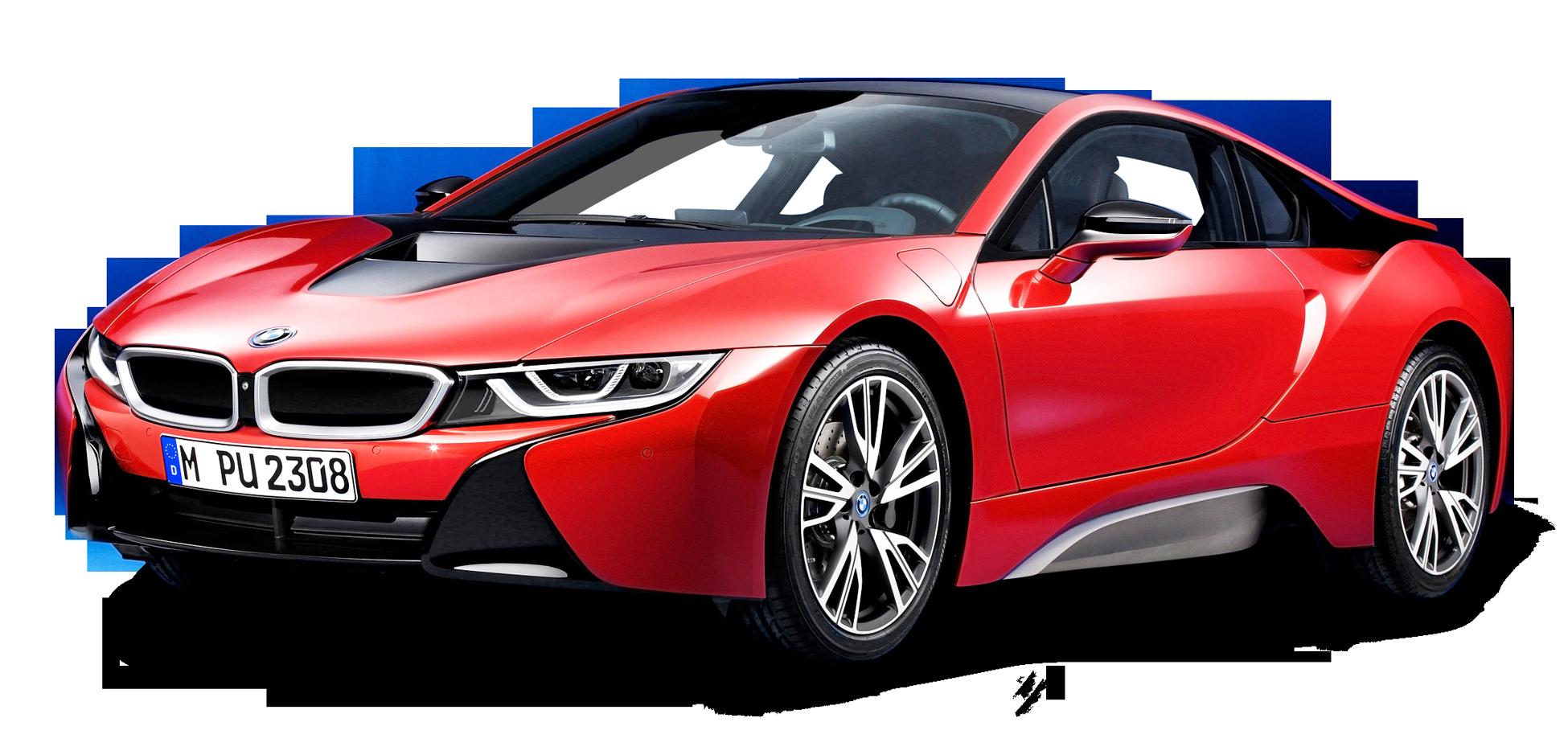 Bmw I8 Protonic Red Car Png Image Purepng Free Transparent Cc0