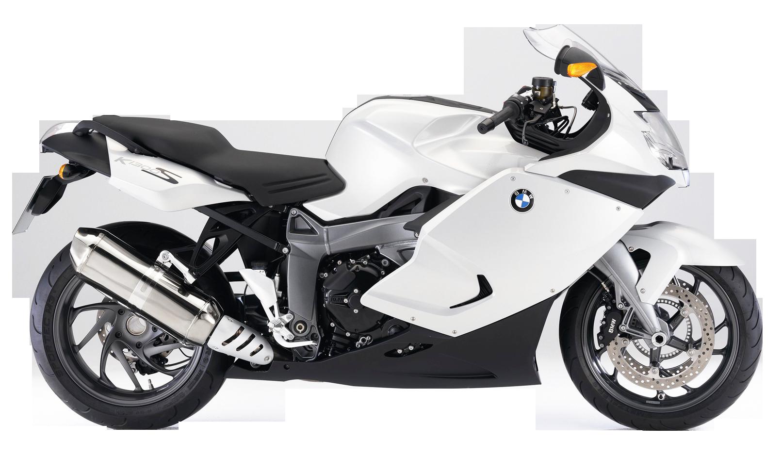 BMW K1300S White