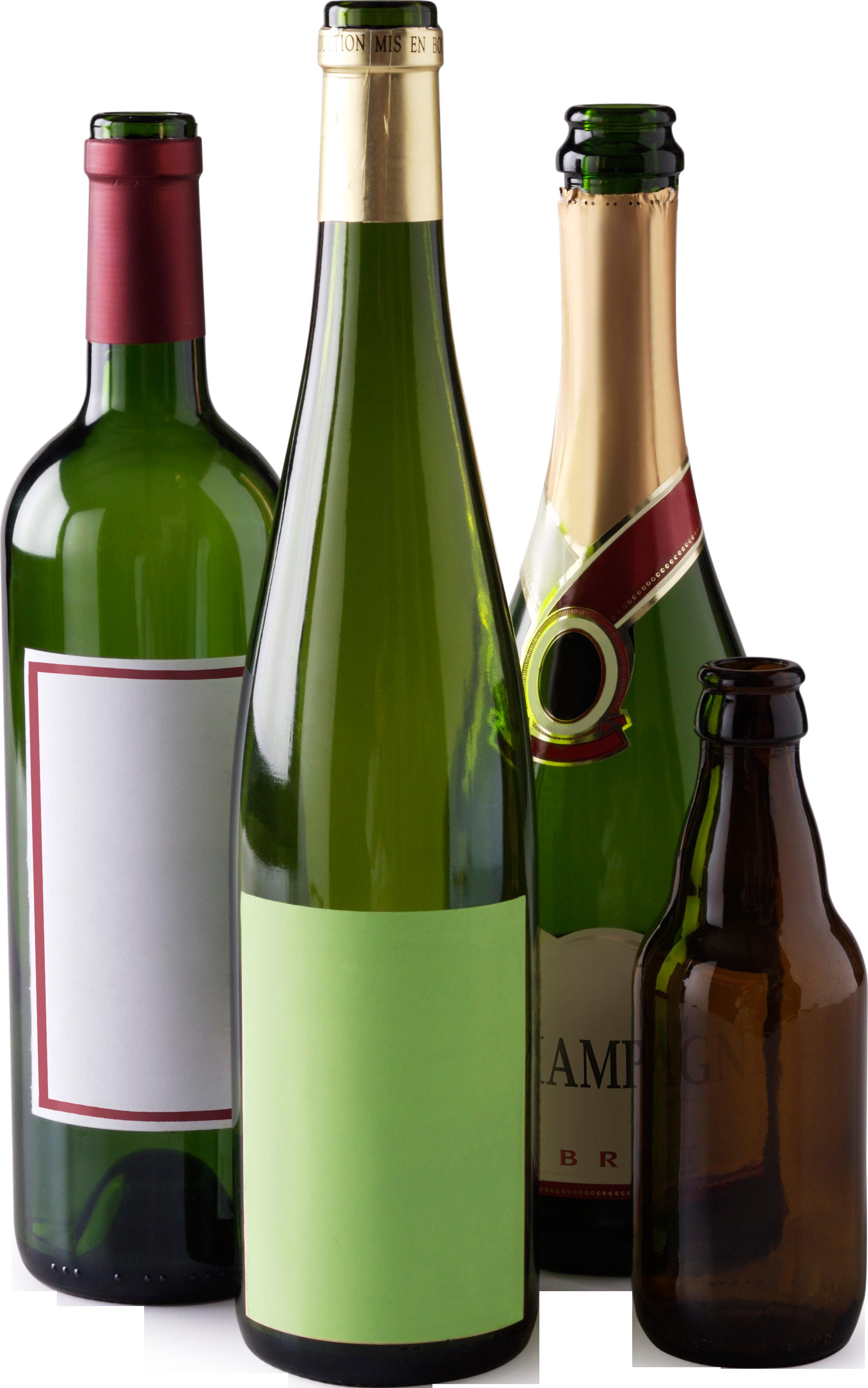Bottle PNG Image