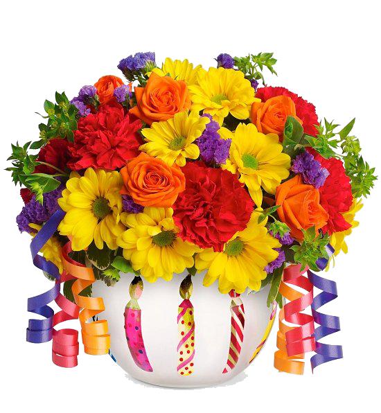 Bouquet Of Flowers PNG Image - PurePNG   Free transparent CC0 PNG ...