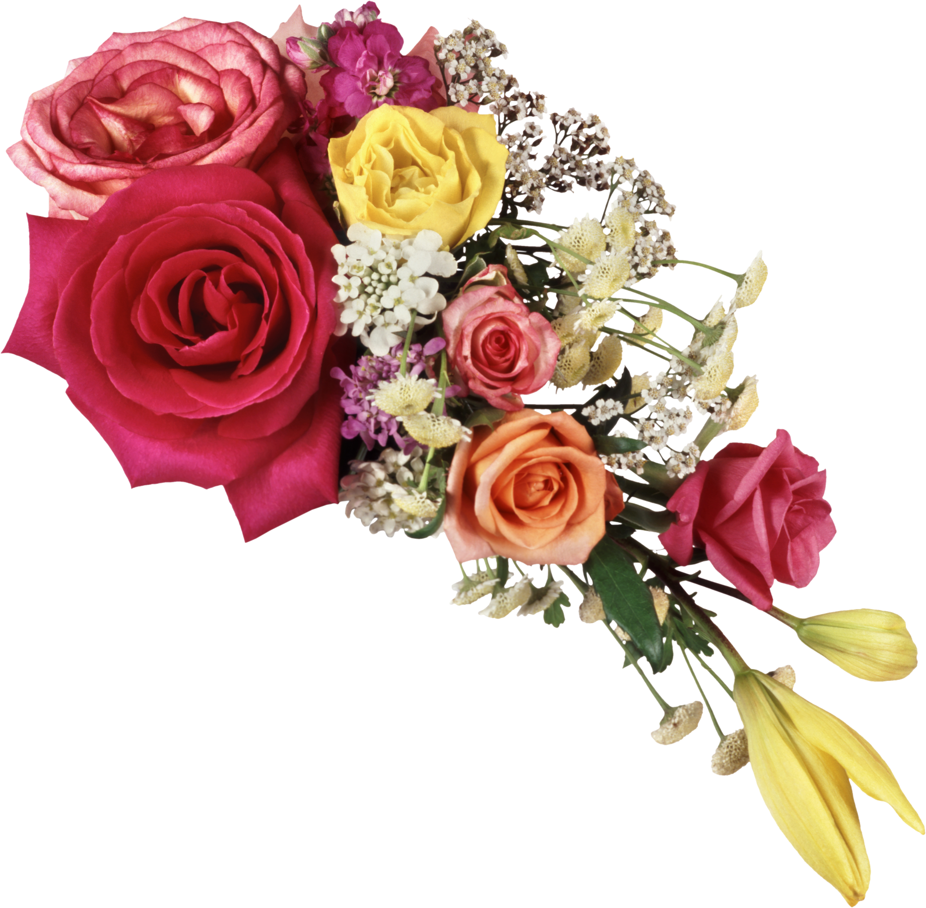 Bouquet Of Flowers PNG Image - PurePNG | Free transparent CC0 PNG Image Library
