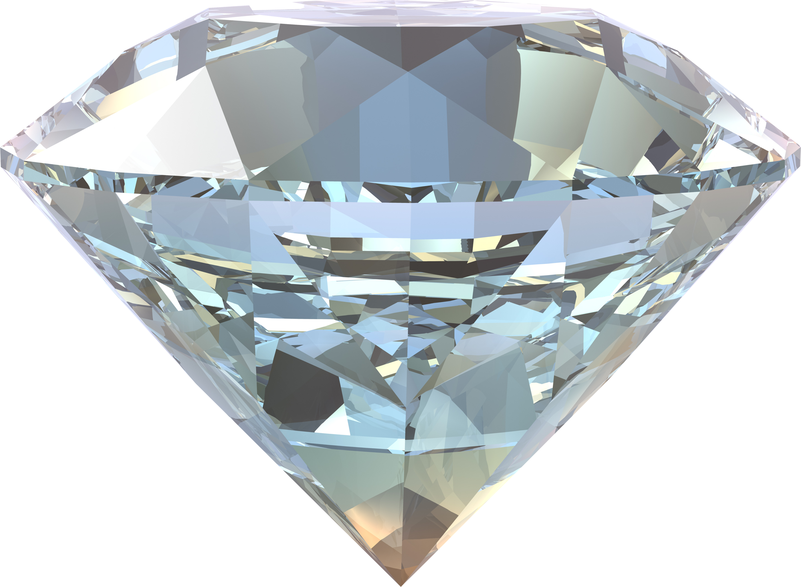 Brilliant Diamond PNG Image