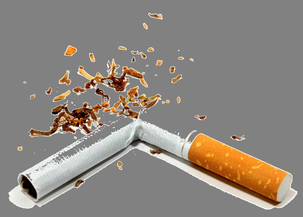 Broken Cigarette PNG Image