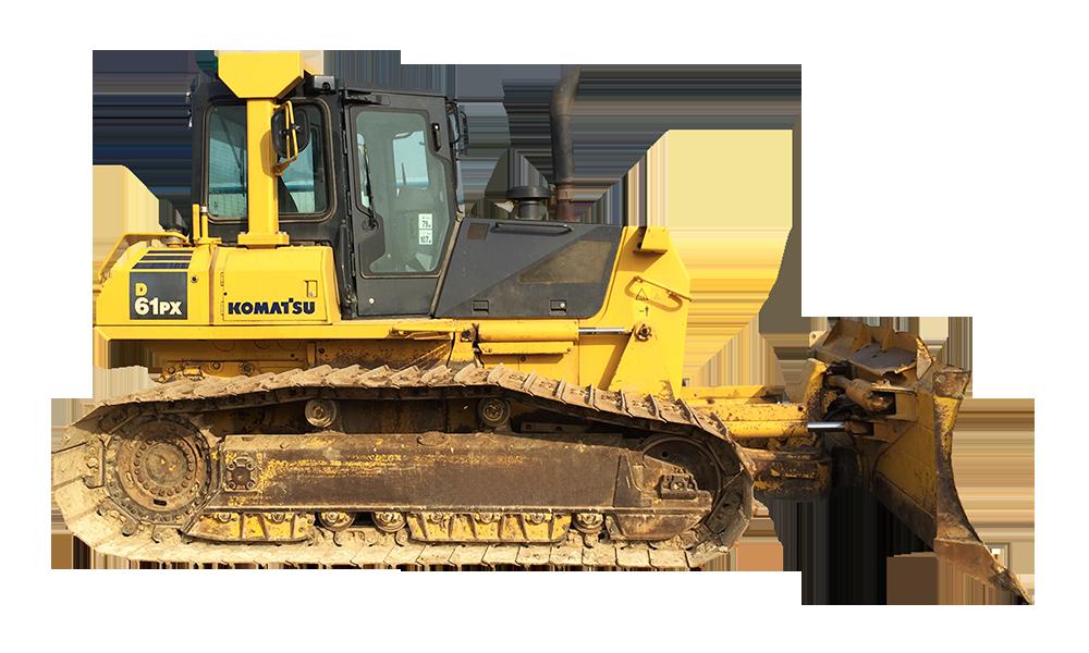 Bulldozer Crawler