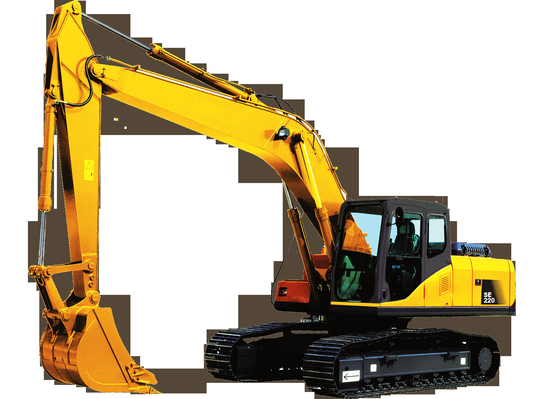 Bulldozer Excavator