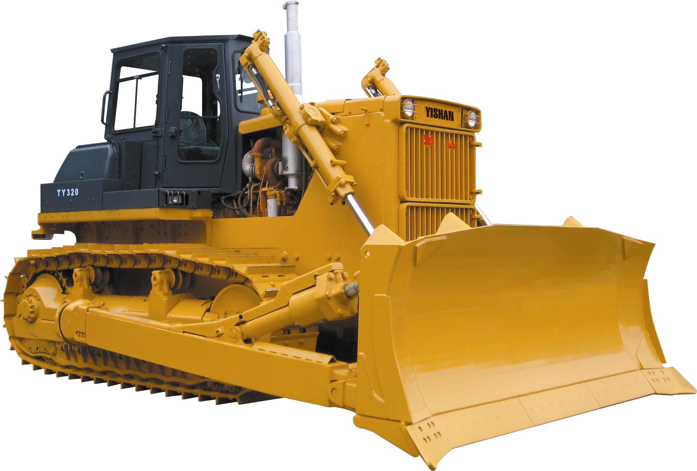 Bulldozer Ty