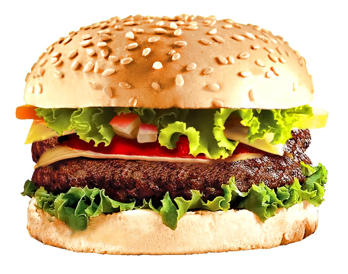 Burger PNG Image