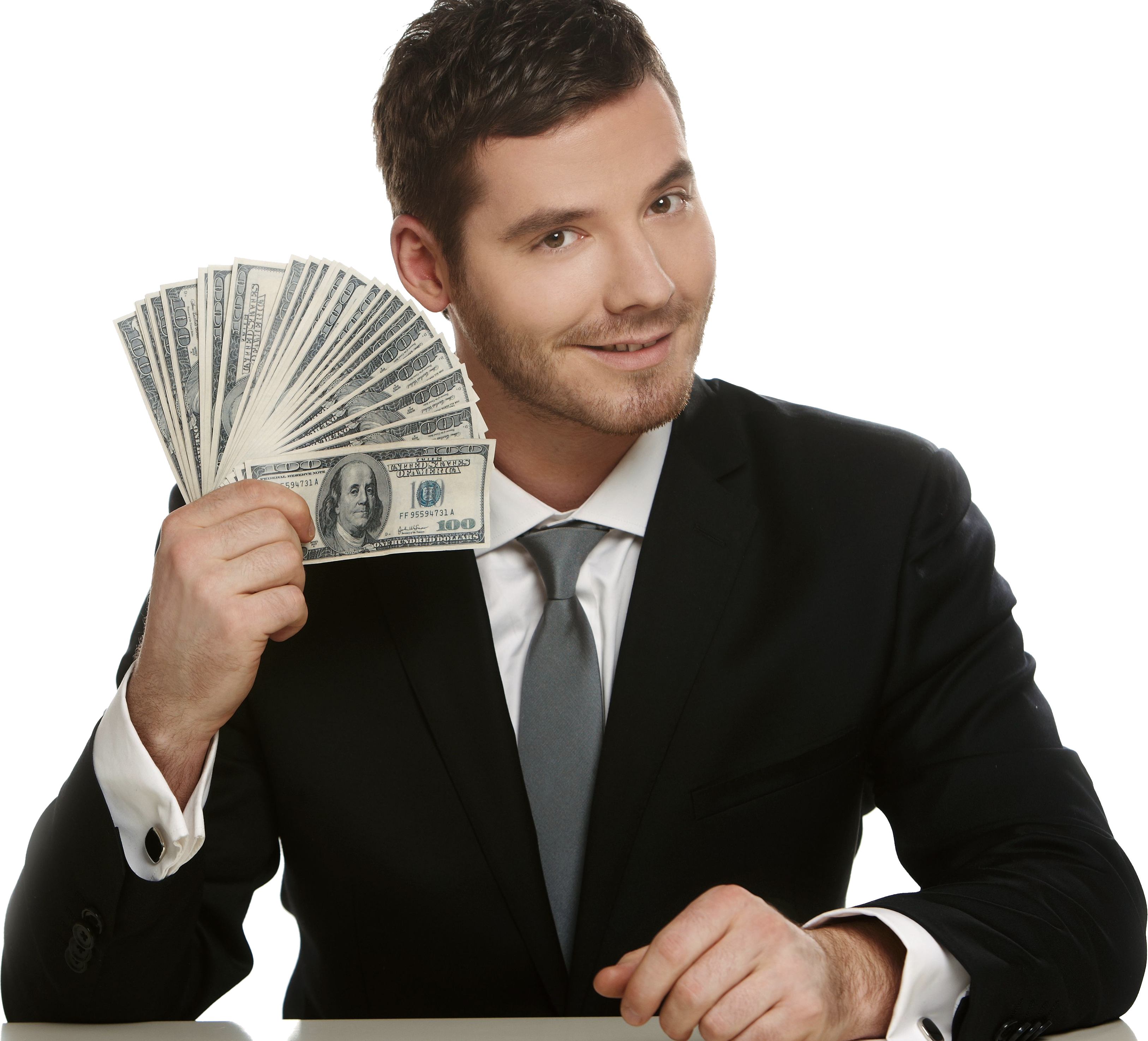 Business Man PNG Image
