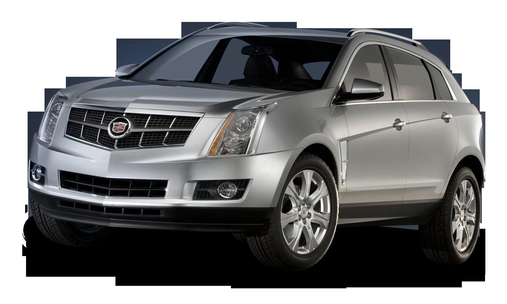 Cadillac SRX Grey Car