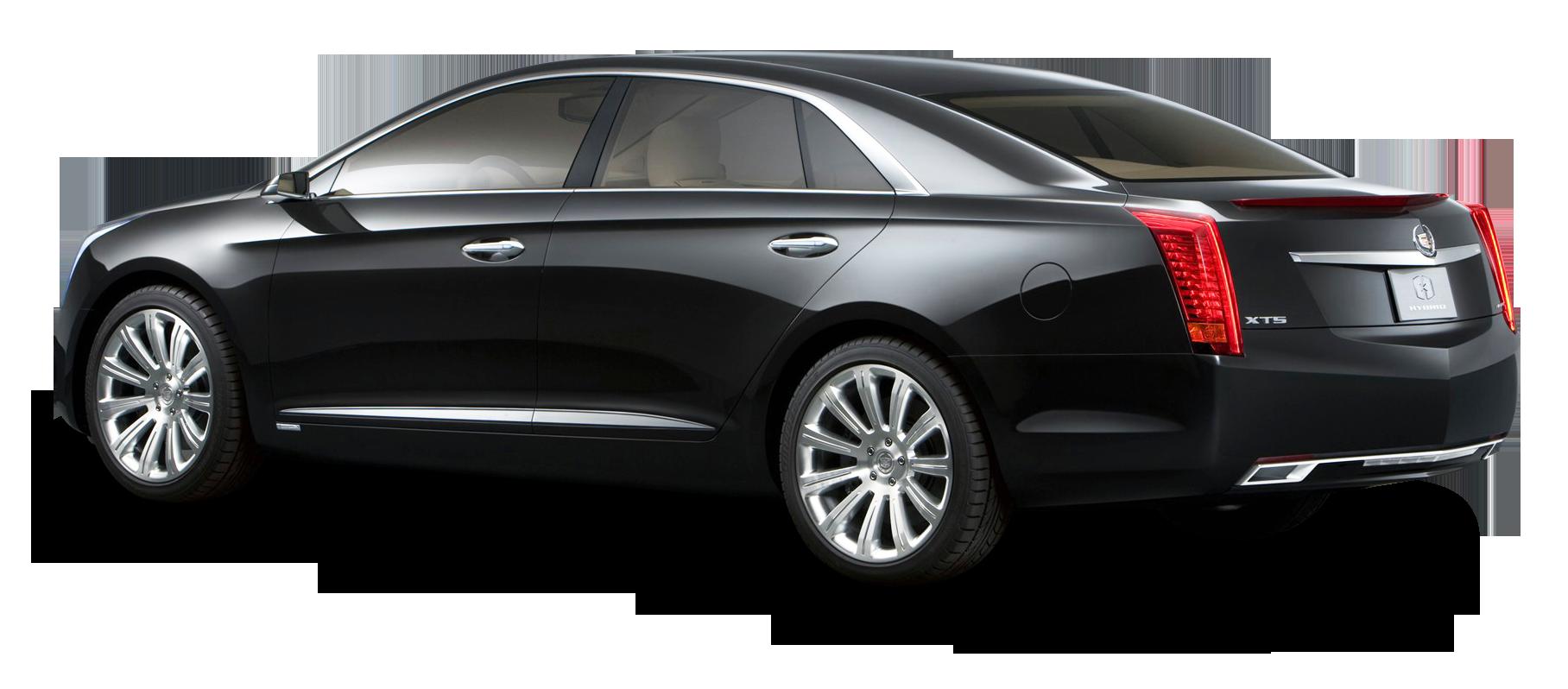 Cadillac Xts Platinum Black Luxury Car Png Image Purepng Free