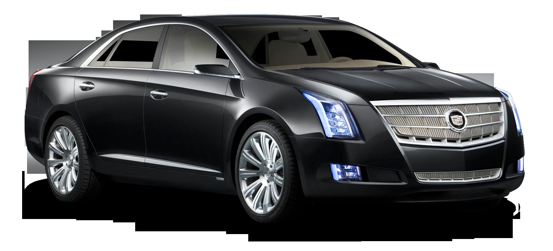 Cadillac XTS Platinum Car PNG Image