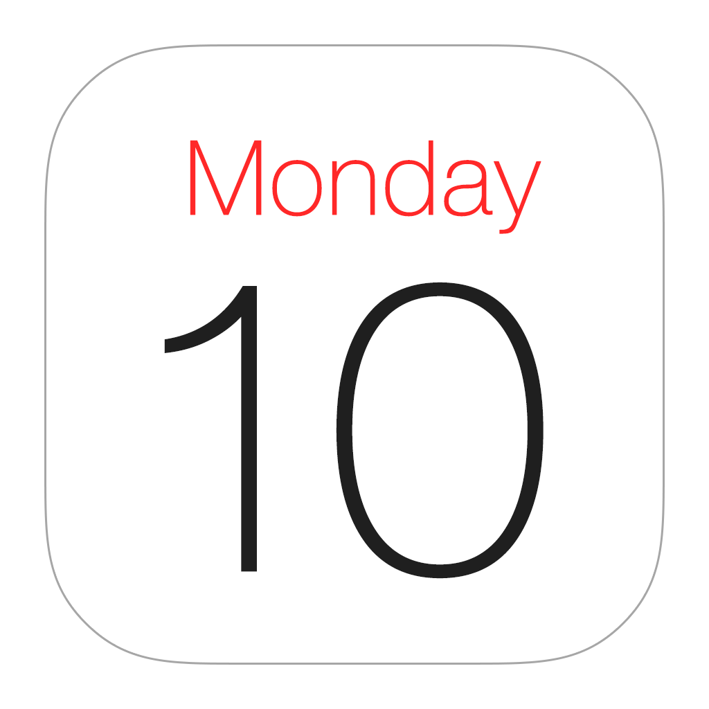 Calendar Icon Ios : Calendar icon png image purepng free transparent cc