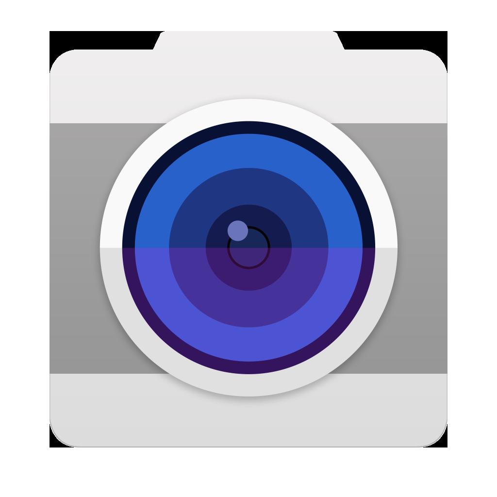 Camera Icon Galaxy S6