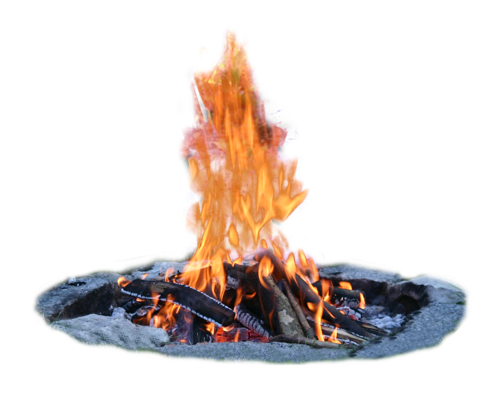 Campfire PNG Image