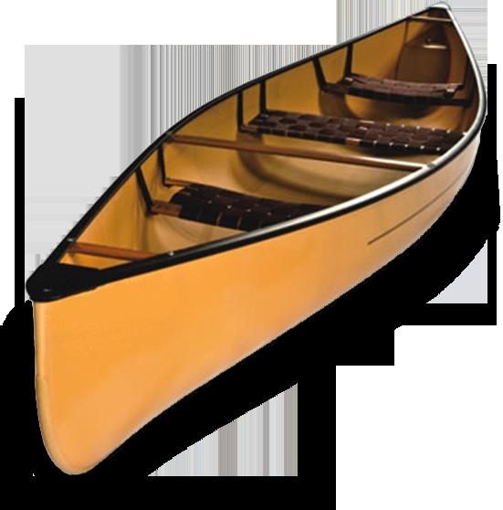 Canoe Boat PNG Image
