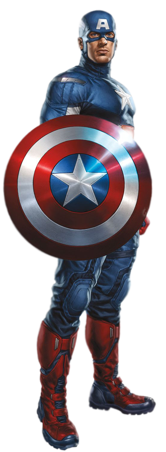 Captain America Winter Soldier PNG Image