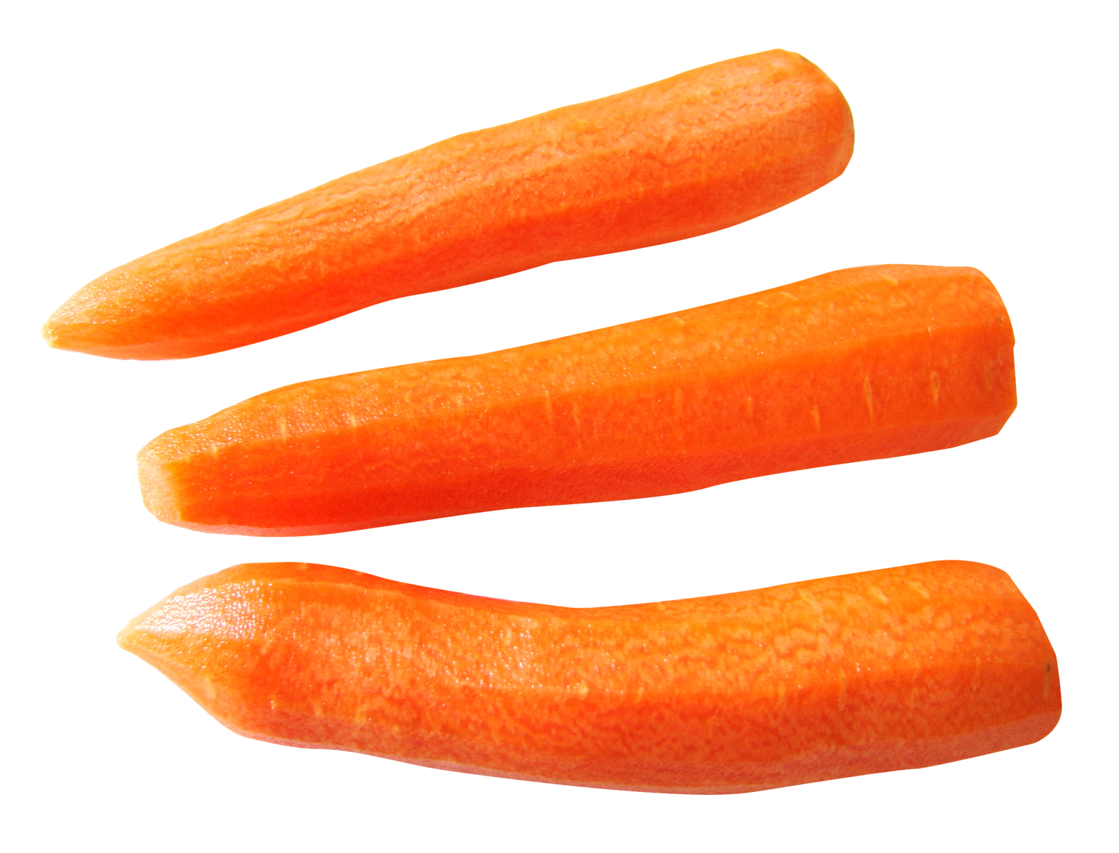 Carrot Sliced PNG Image