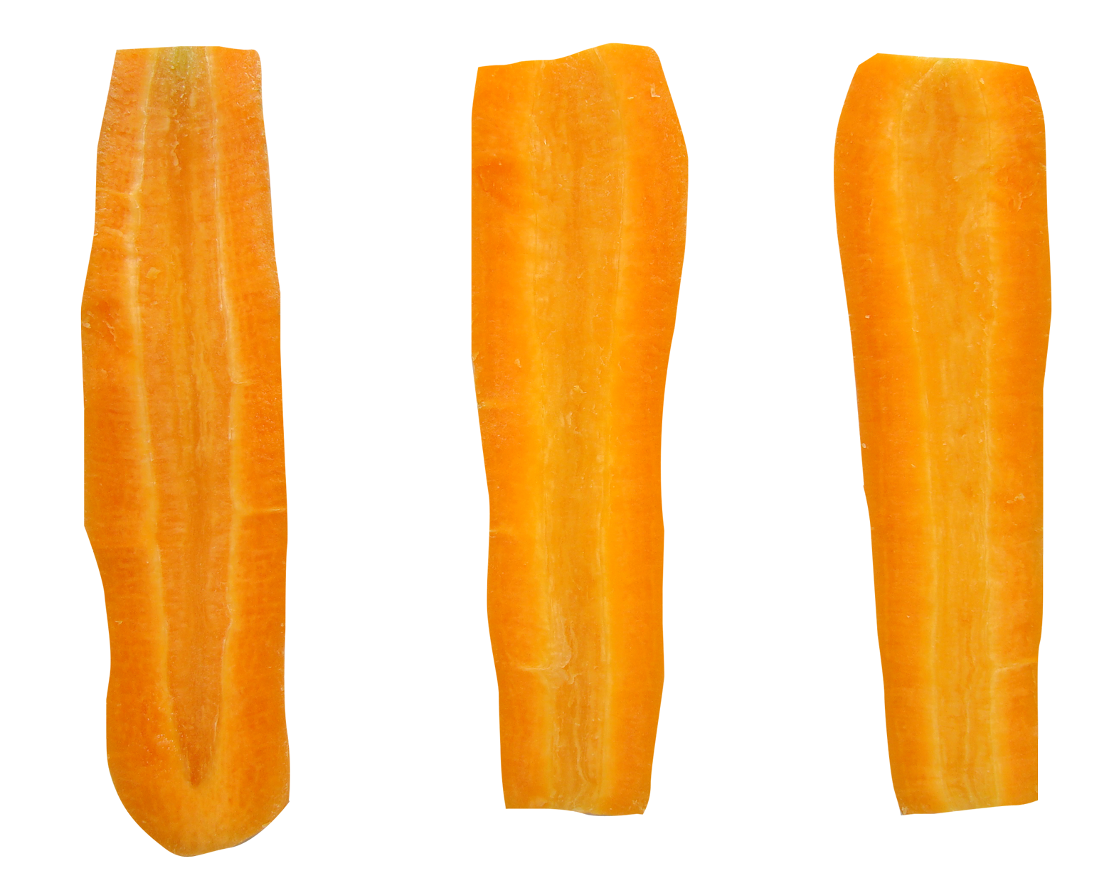 Carrot Slices PNG Image
