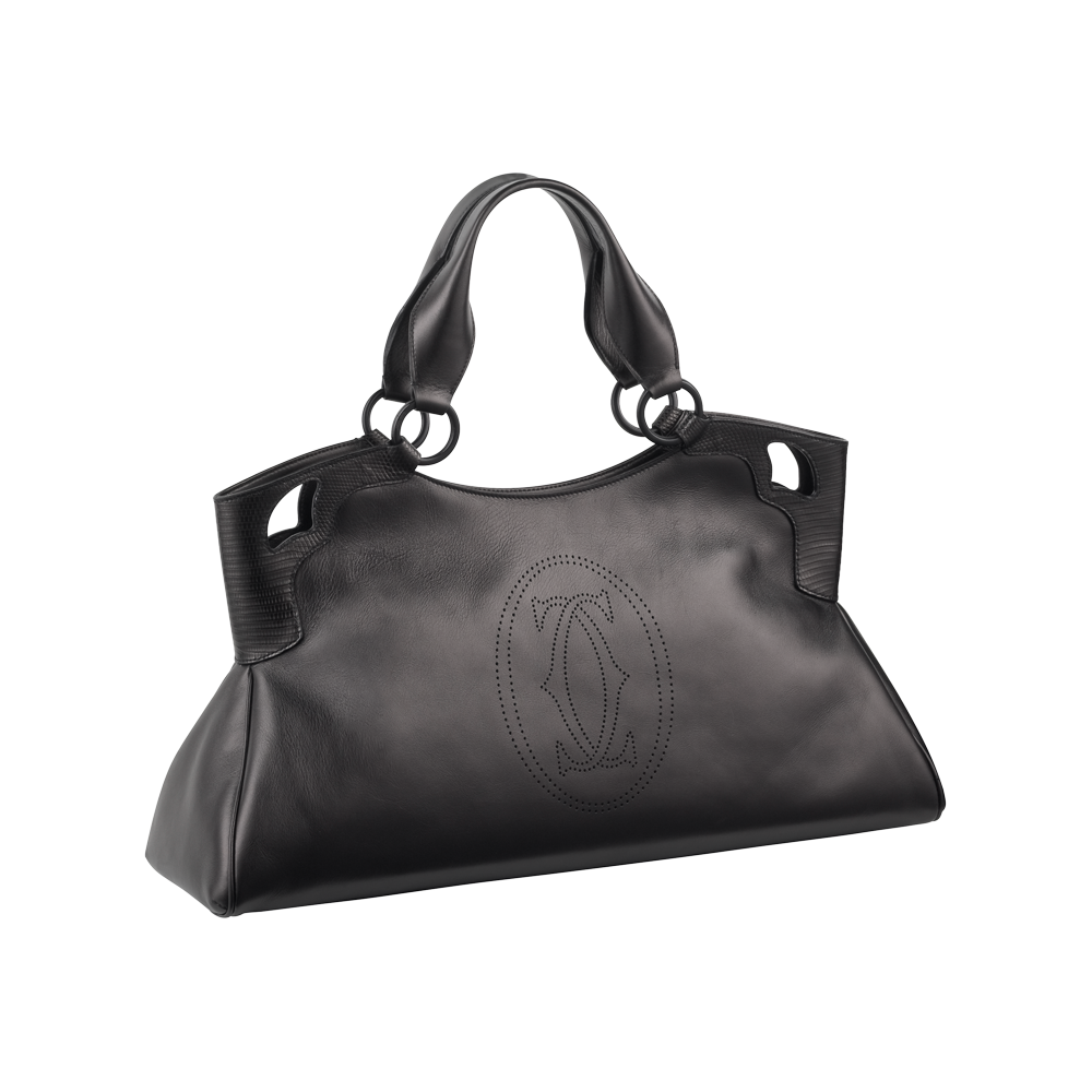 Cartier Black Women Bag