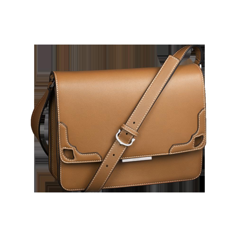 Cartier Brown Women Bag PNG Image