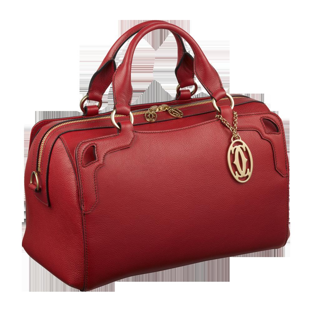 Cartier Red Women Bag