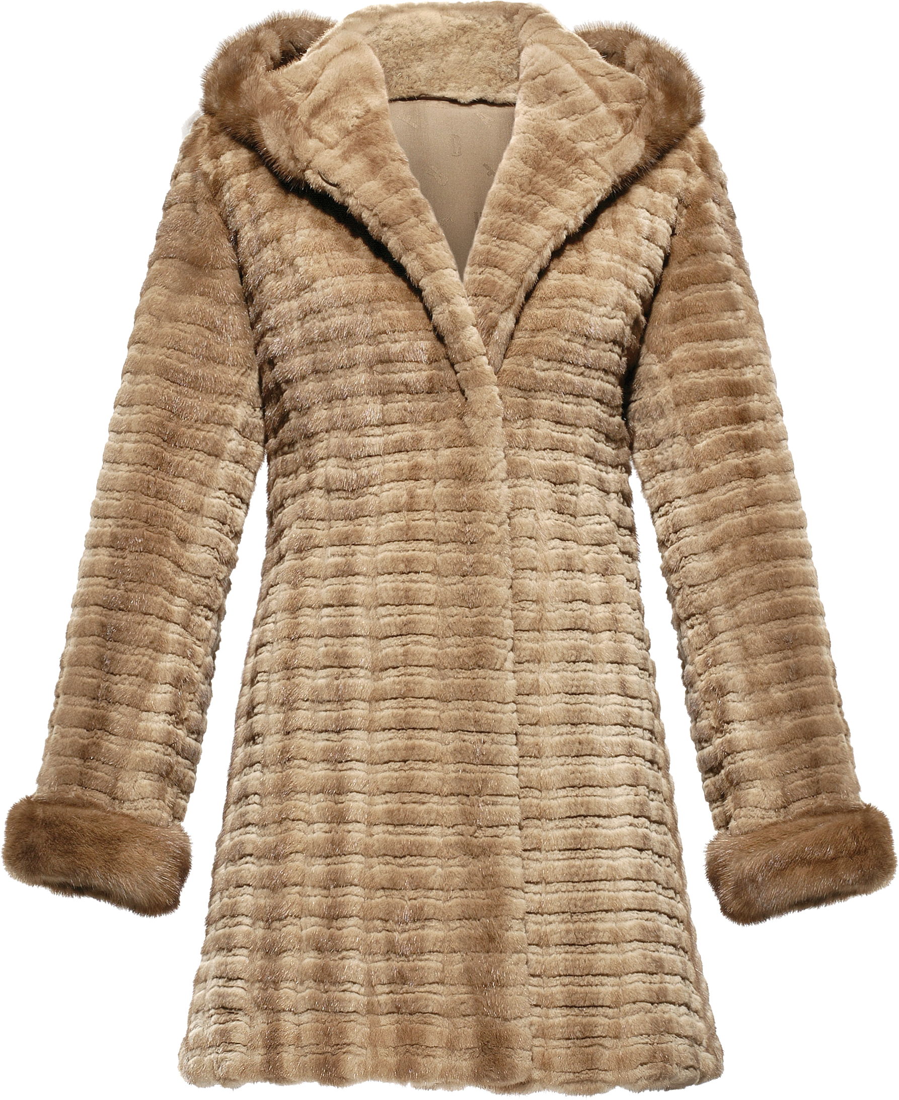 Central Parka Fur Coat
