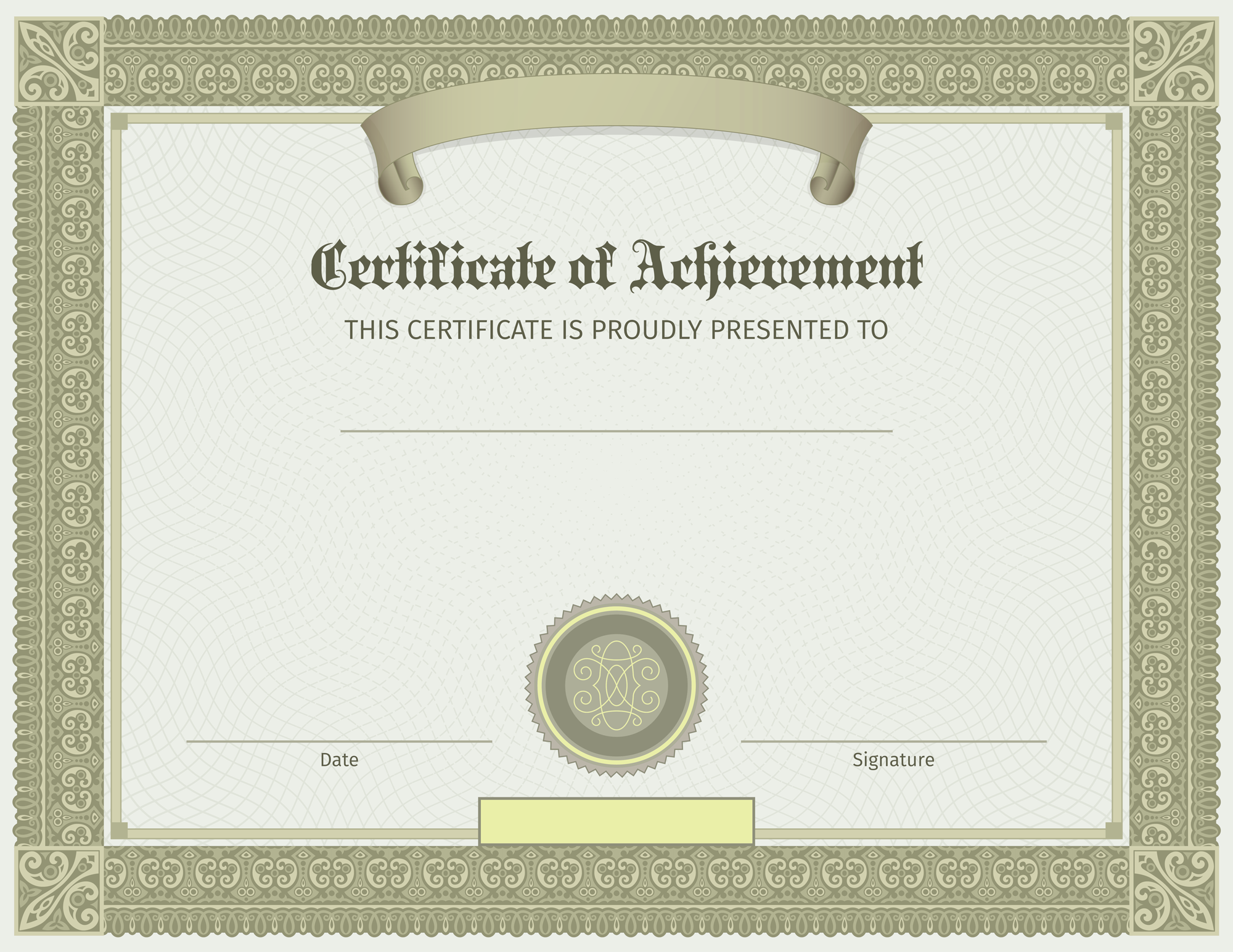 Certificate template png image purepng free transparent cc0 png certificate template yadclub Image collections