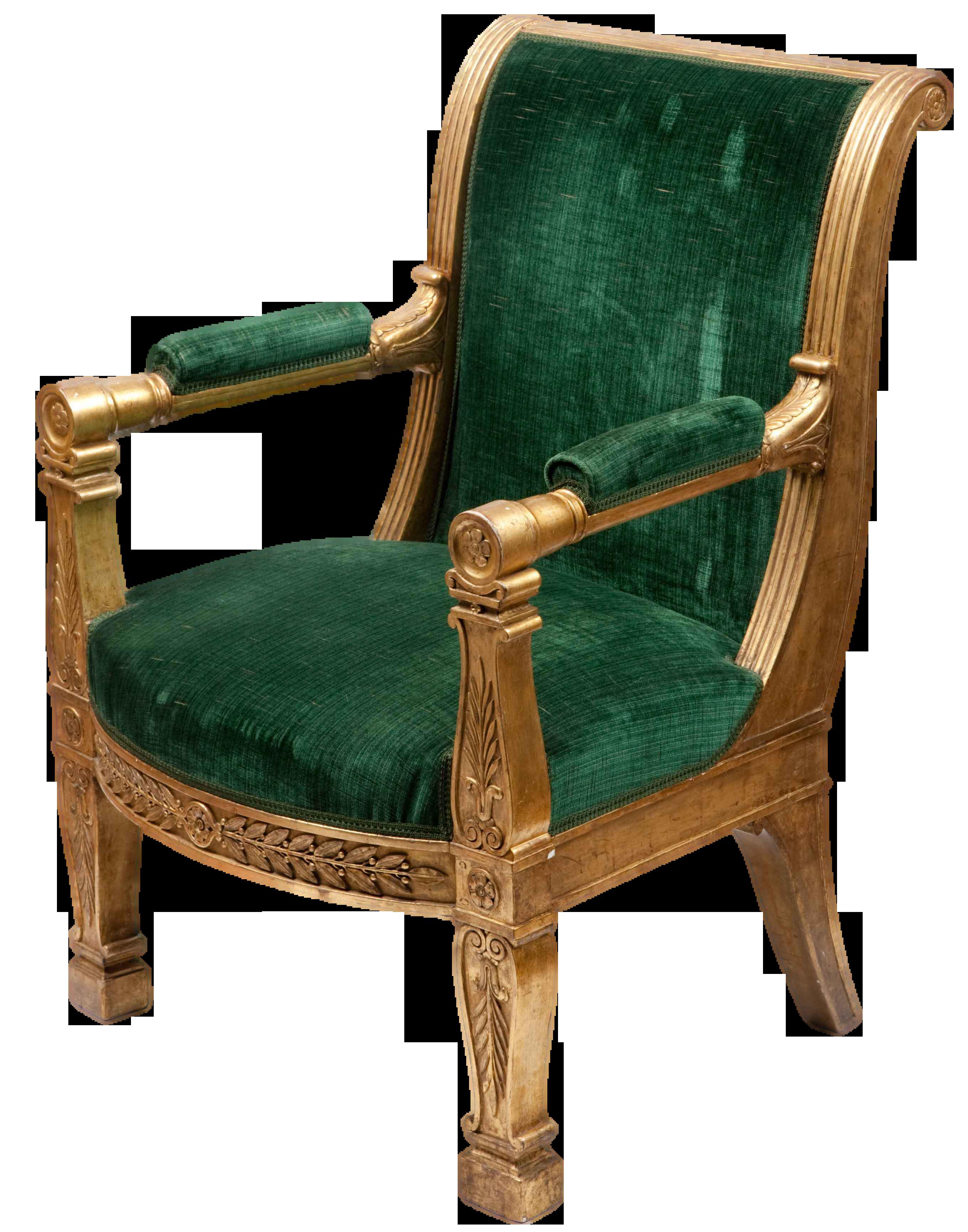 Chair Tron Green