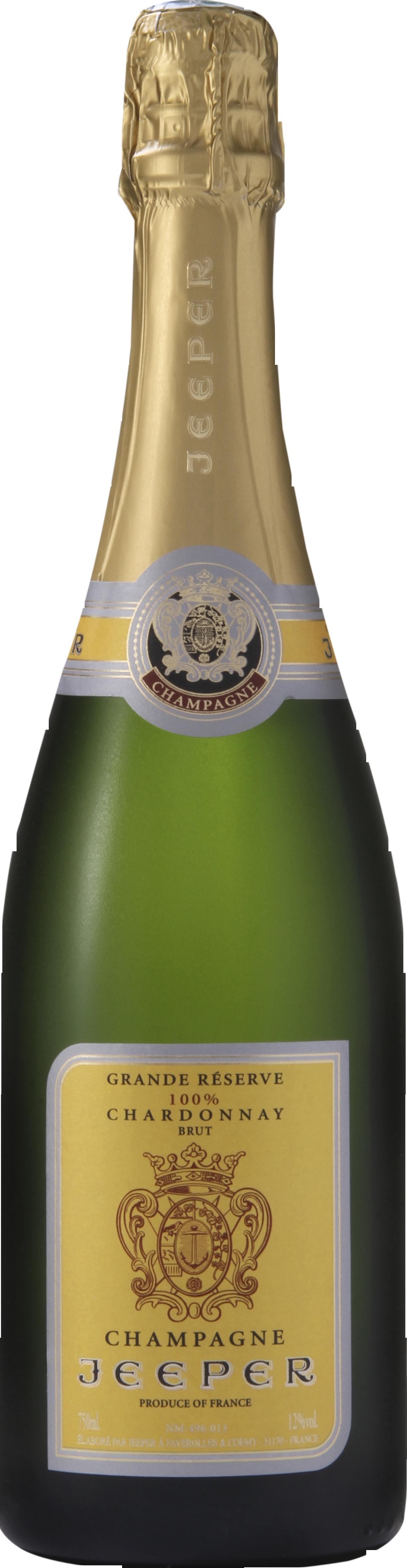 Champagne  Bottle PNG Image