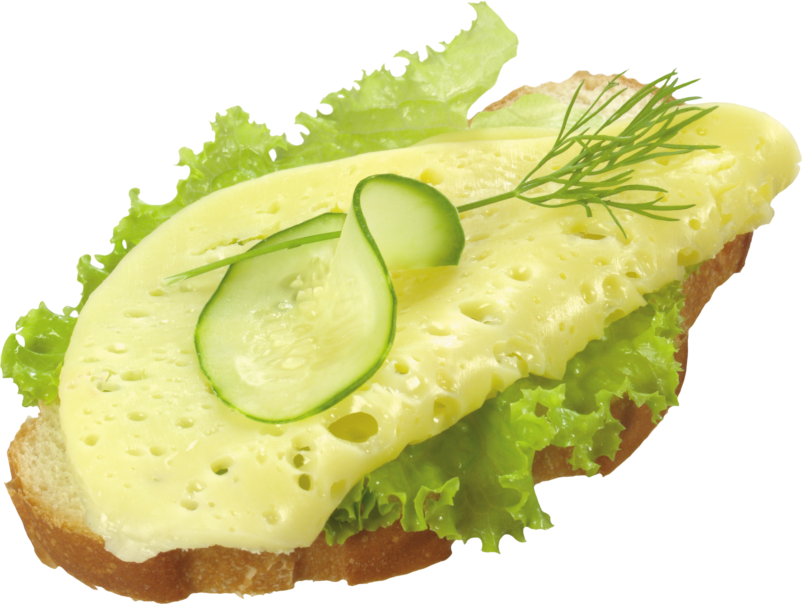 Cheese Bread PNG Image