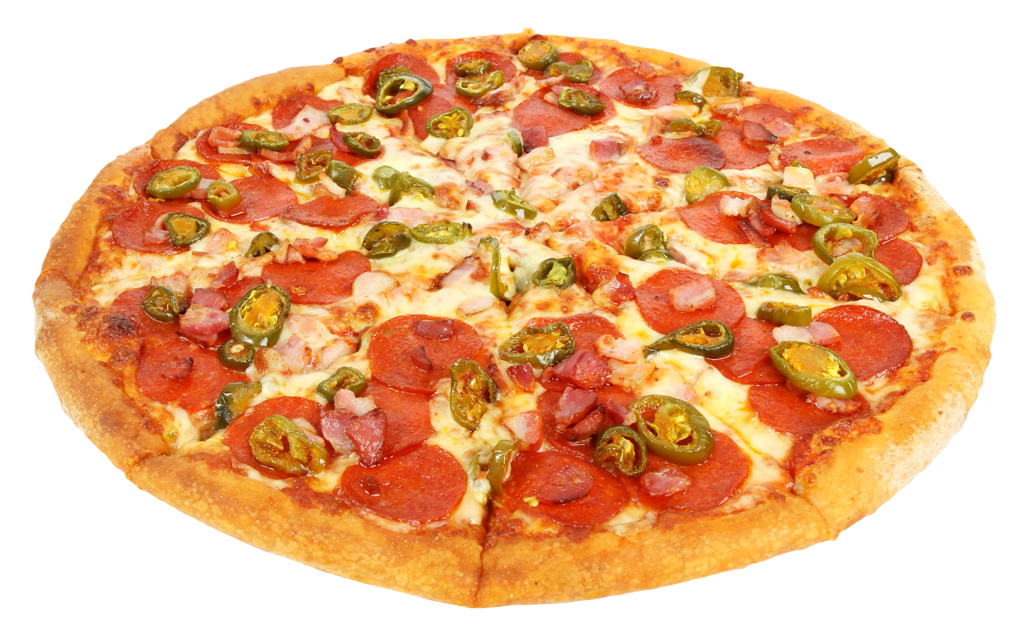 Cheese Pizza PNG Image