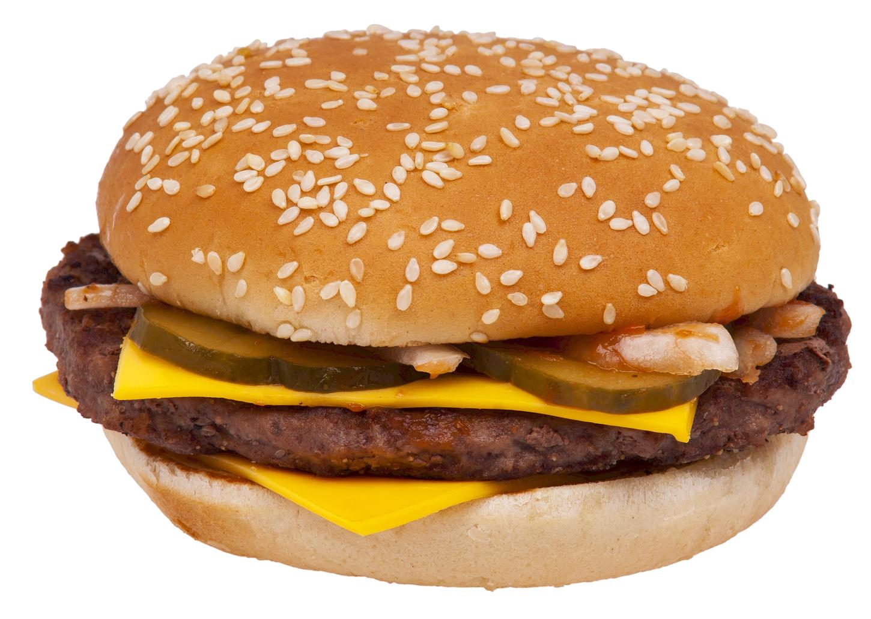 Cheeseburger PNG Image
