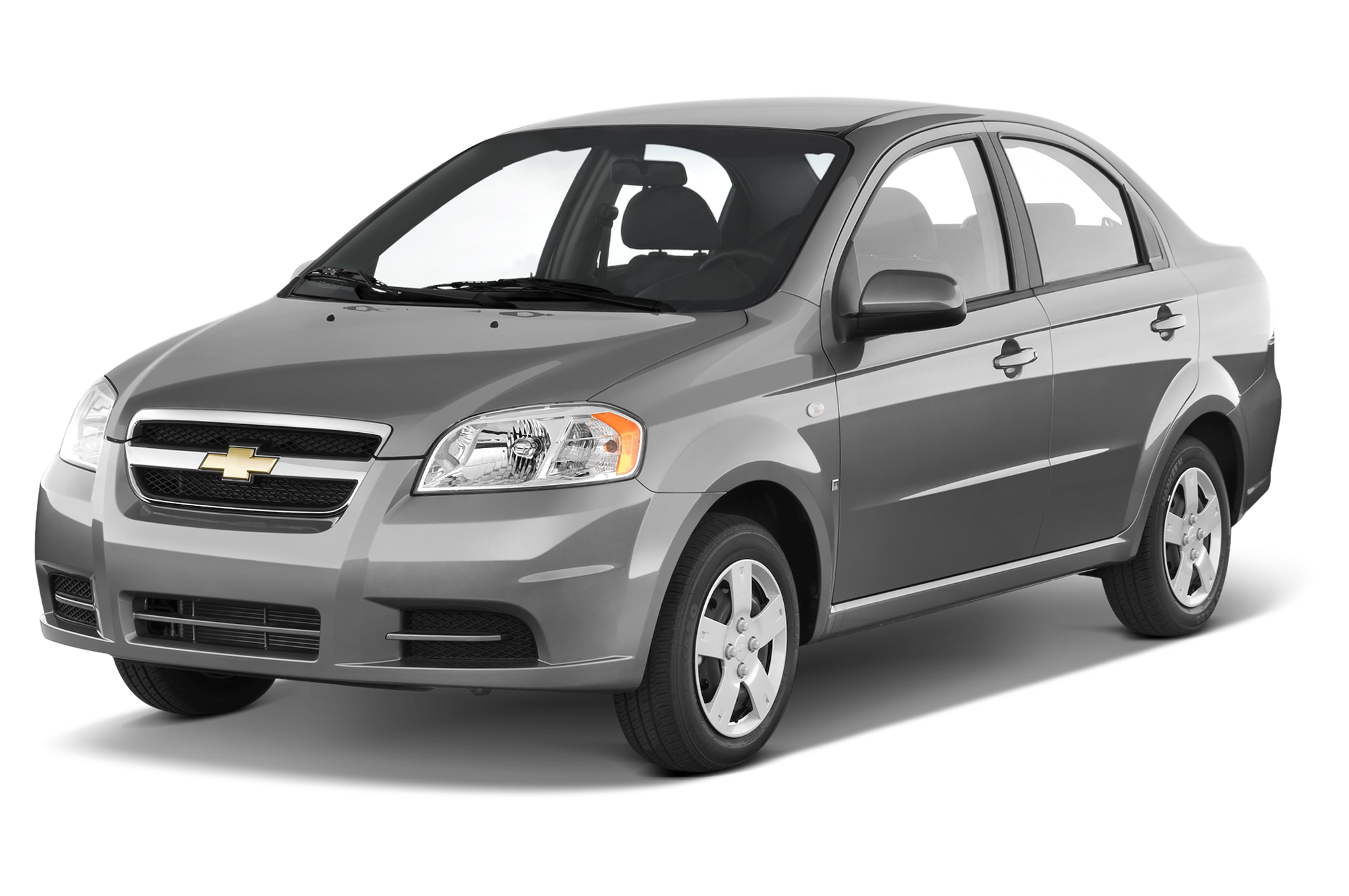 Chevrolet Aveo PNG Image