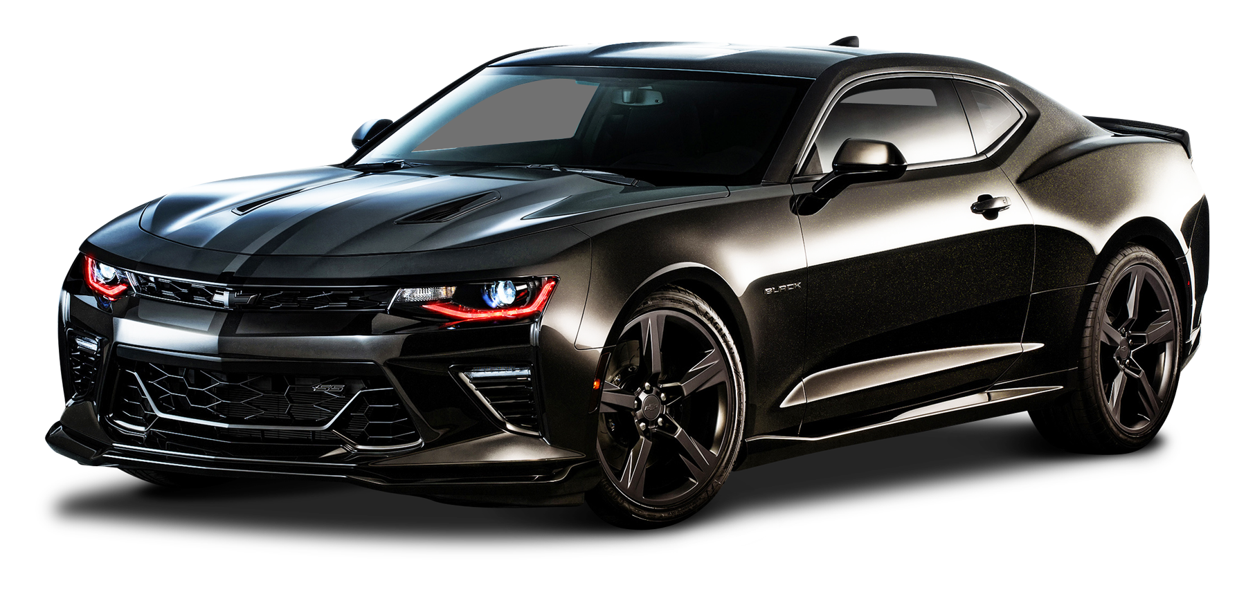 Chevrolet Camaro Black Car