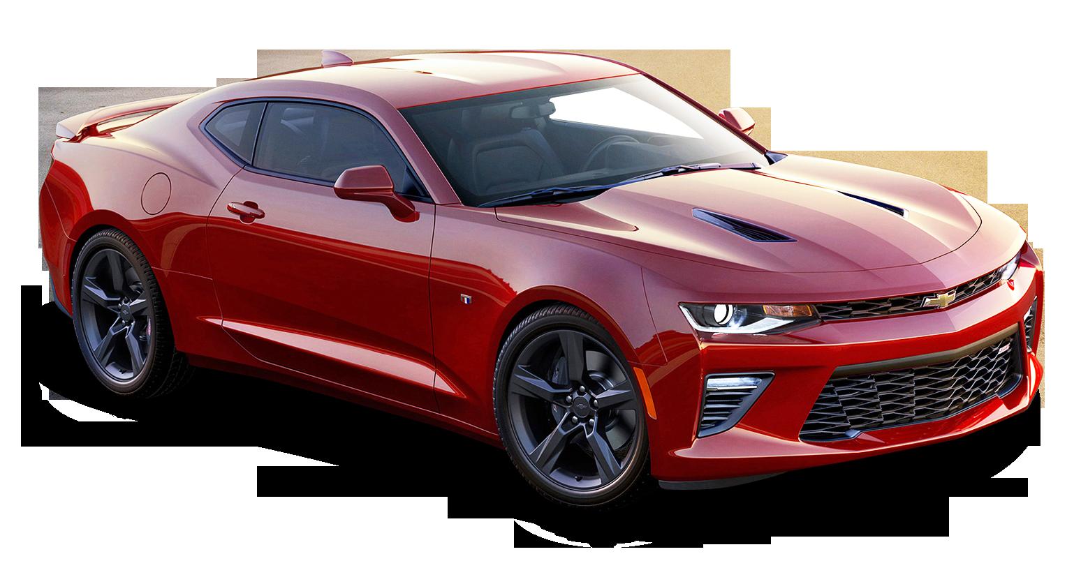 Chevrolet Camaro Cherry Red Car