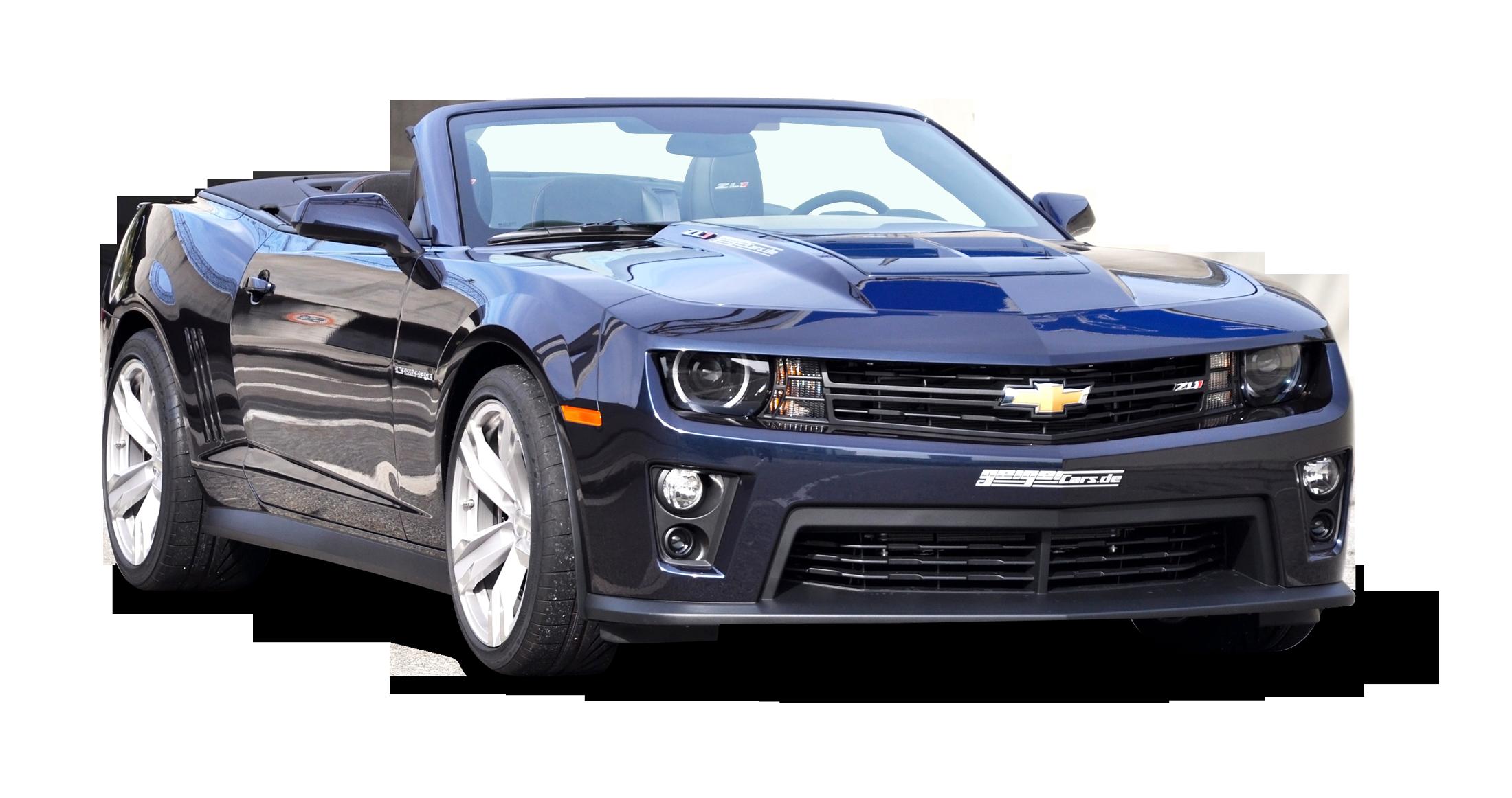 Chevrolet Camaro PNG Image