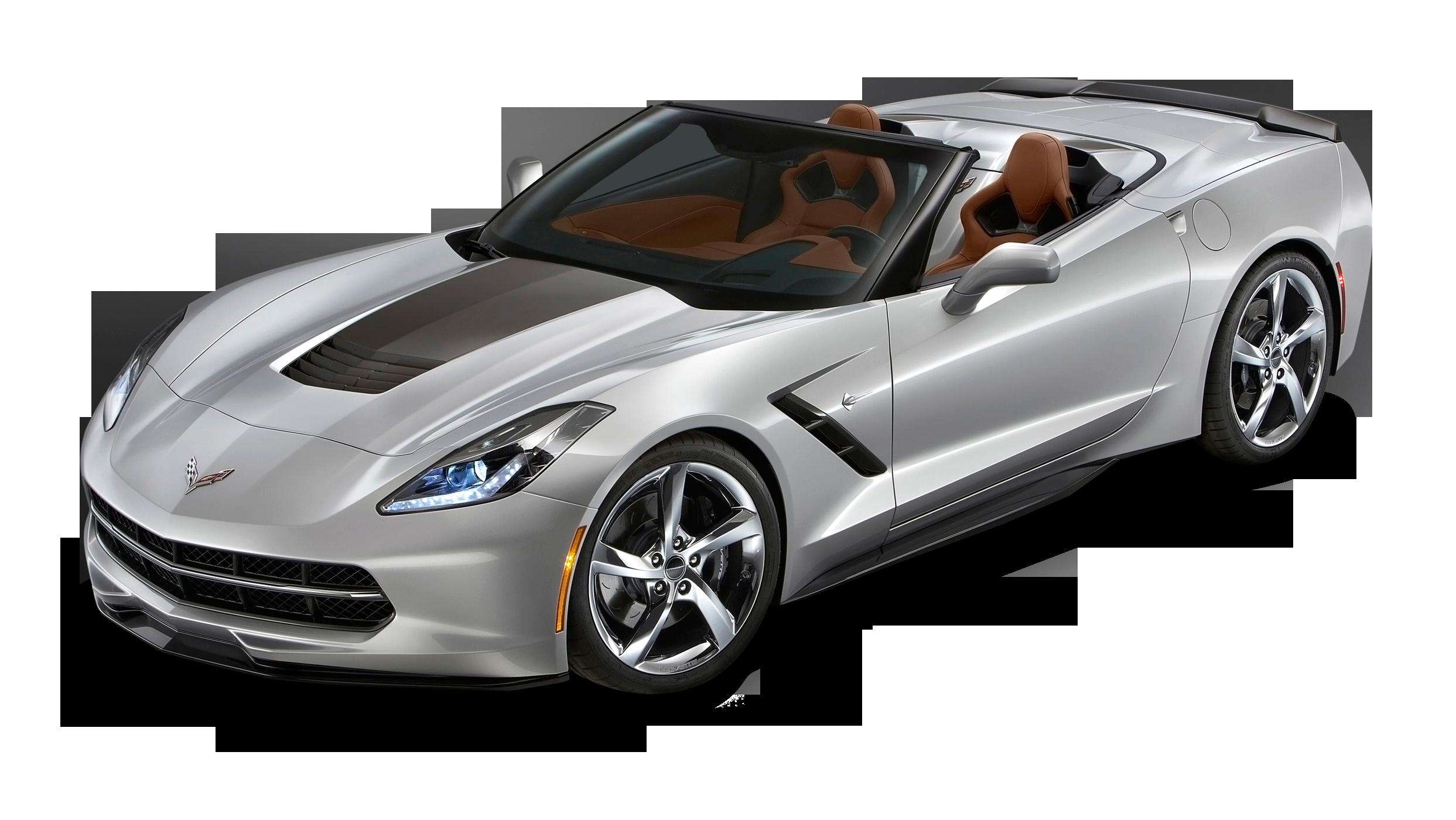 Chevrolet Corvette Concept Car PNG Image