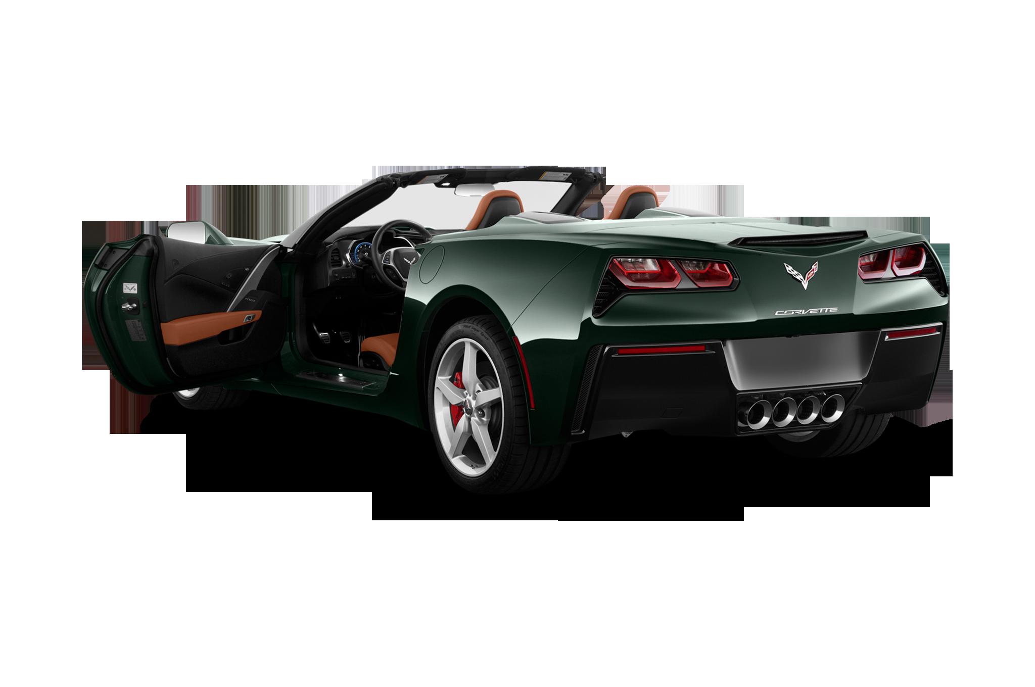 Chevrolet Corvette PNG Image