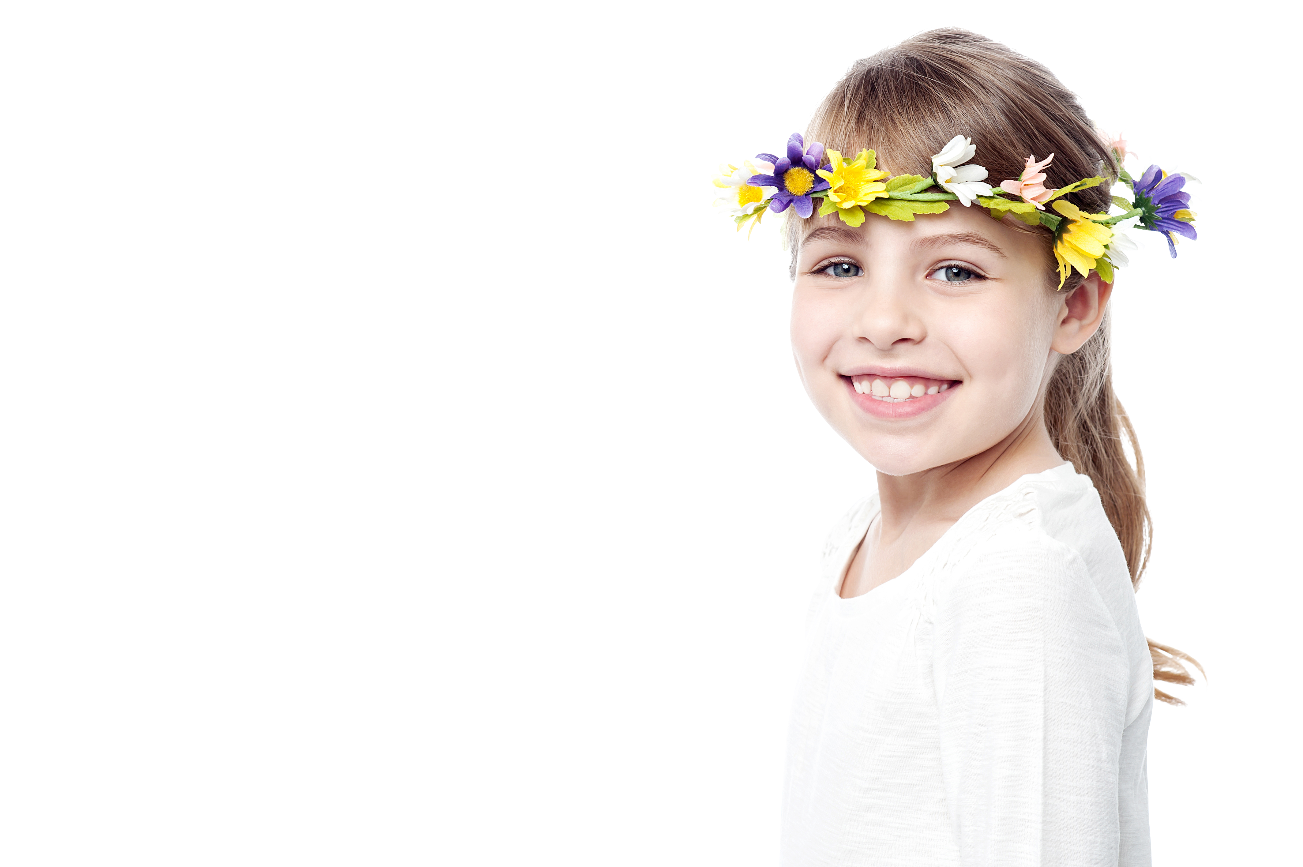 Child Girl PNG Image