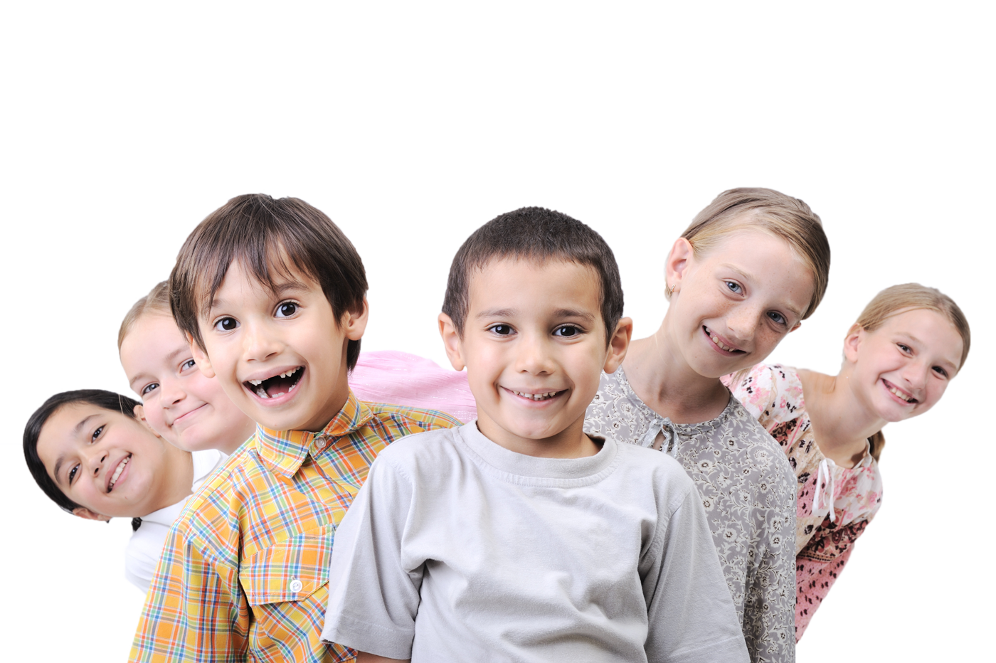Children PNG Image