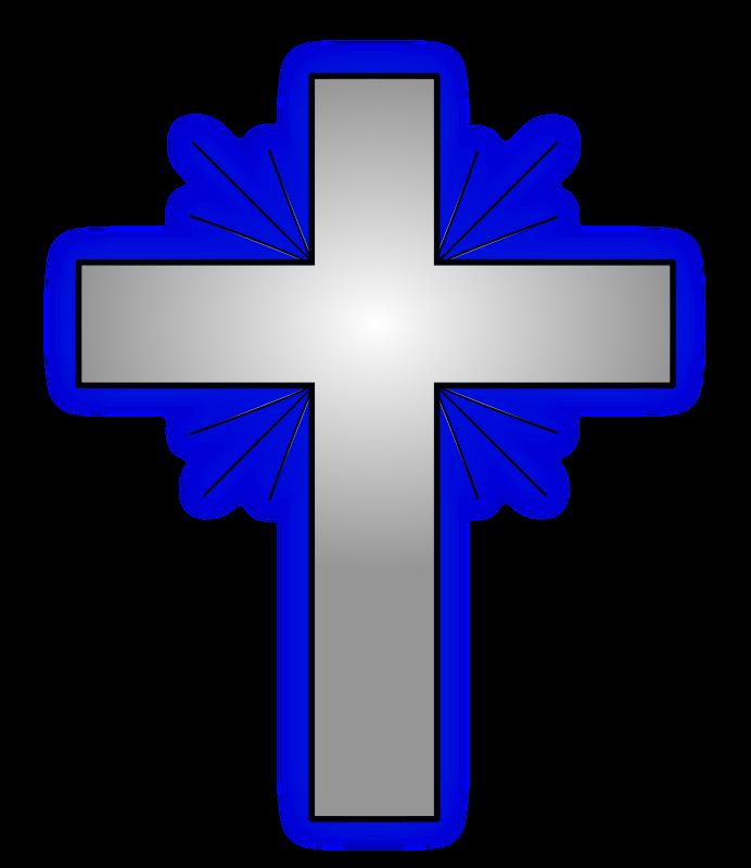 Christian Cross PNG Image