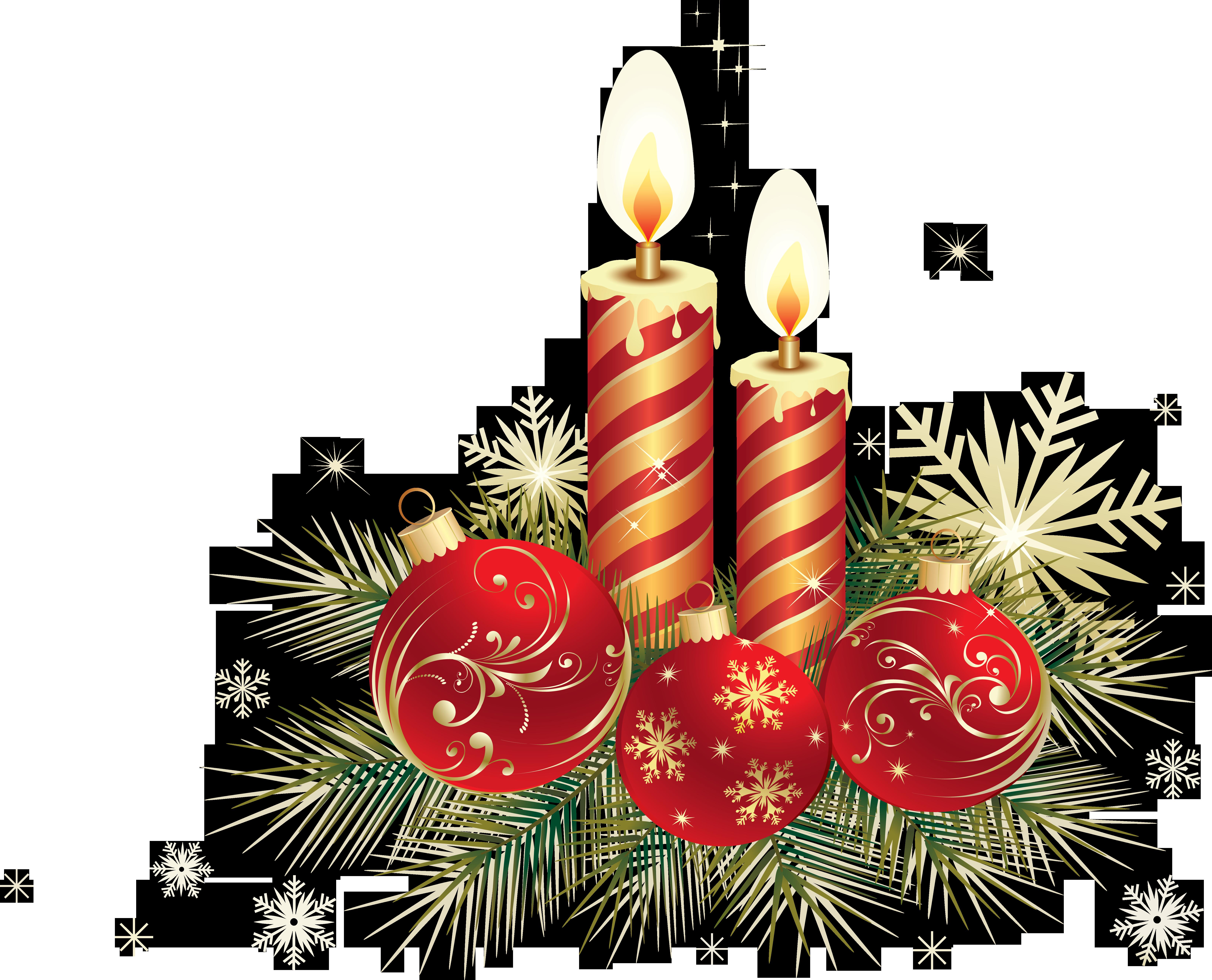 Christmas  Candle's
