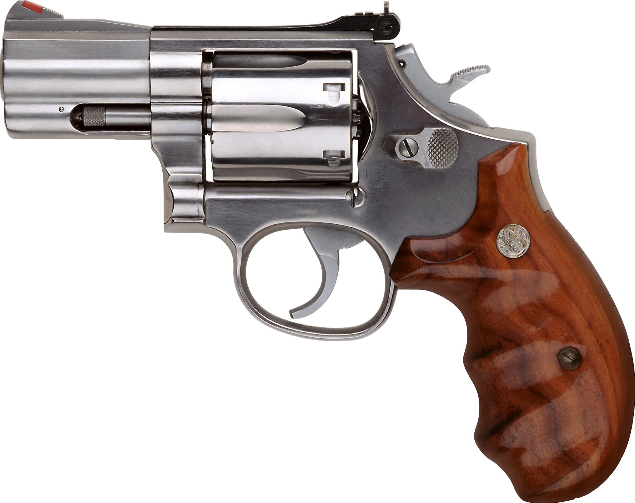 Classic mini Revolver PNG Image