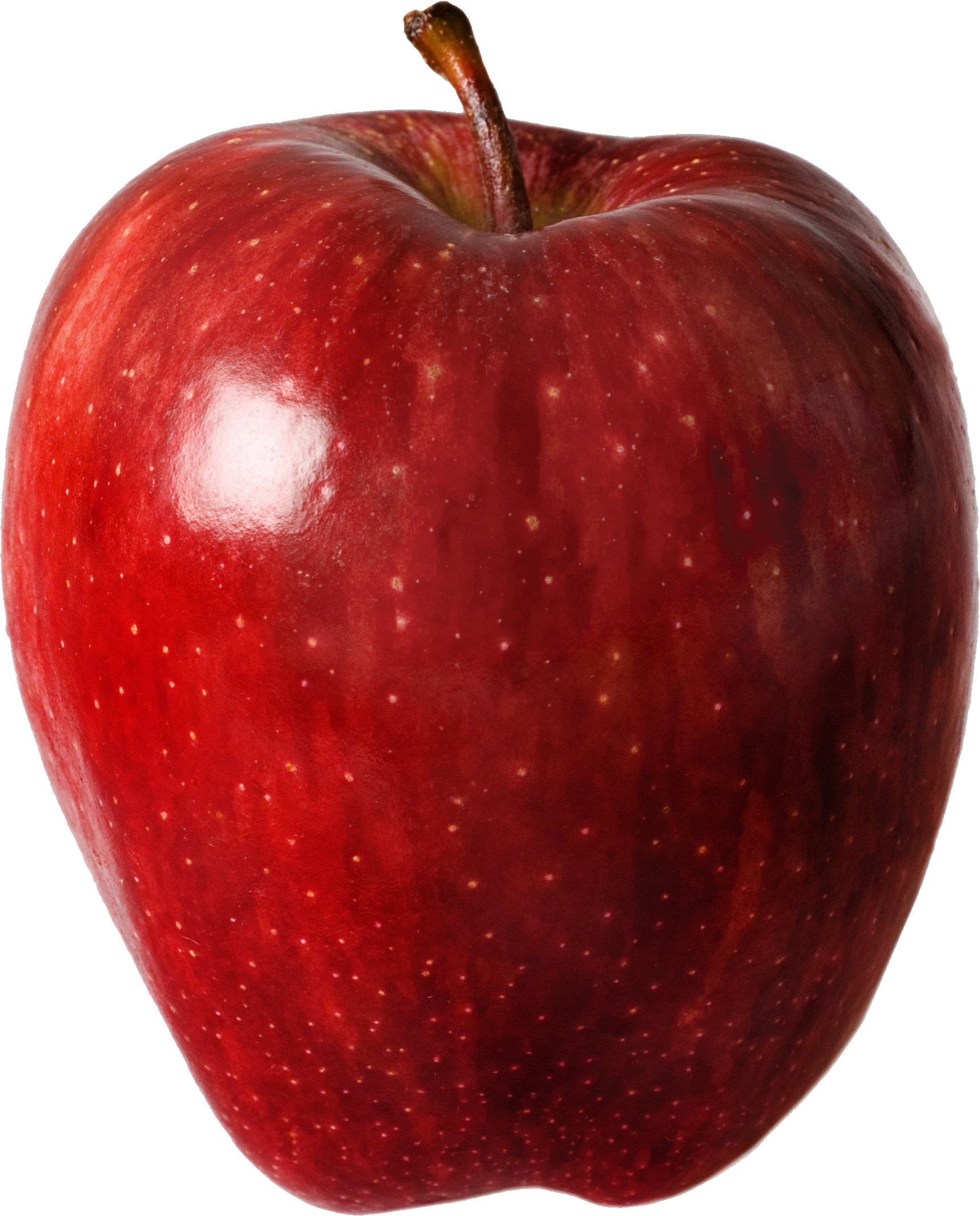 Classic Red Apple
