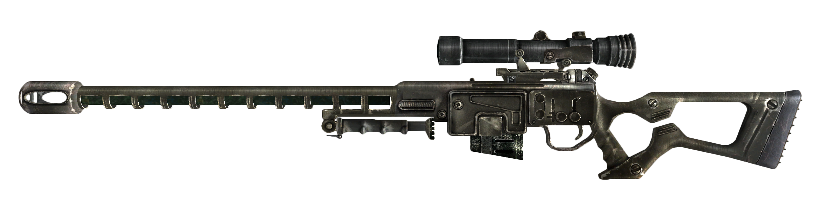 Classic Sniper PNG Image