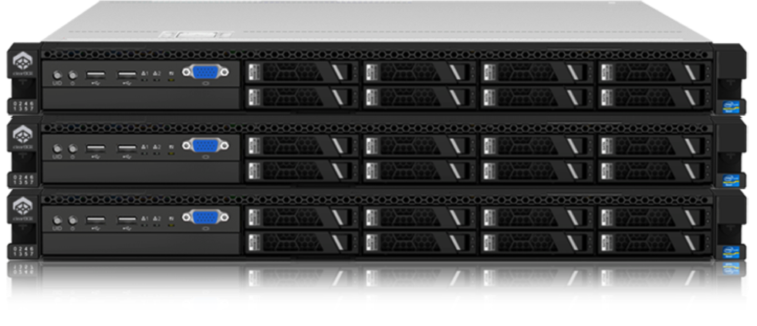 ClearBOX_500_G1_Series Server PNG Image