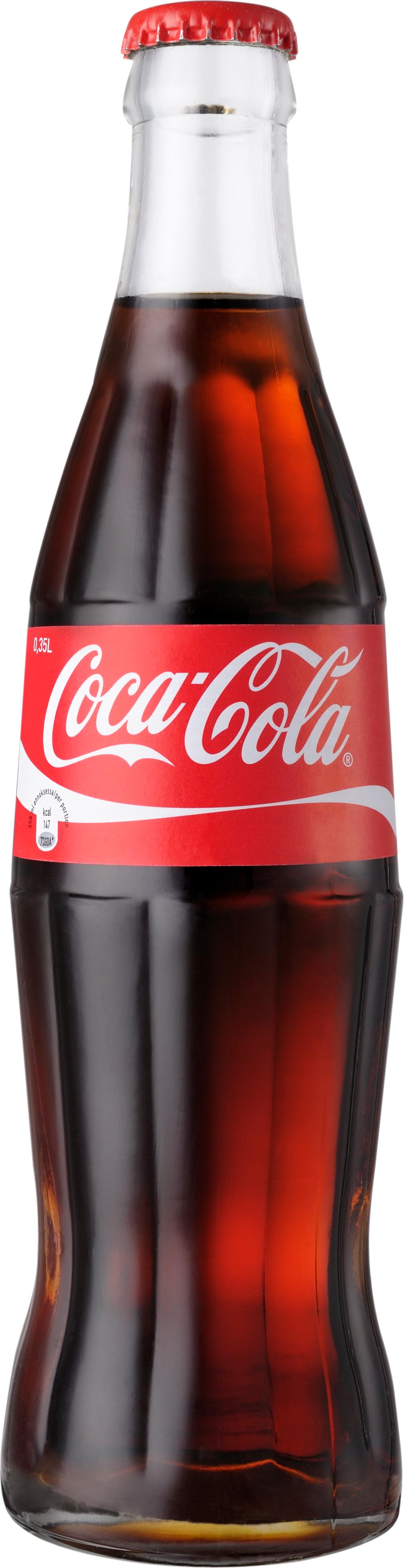Coca Cola Bottle PNG Image