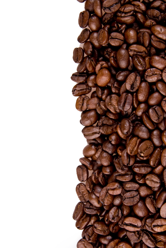 Transparent Background Coffee Beans Clipart